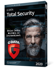 G Data Total Security 3 Geräte / 1 Jahr