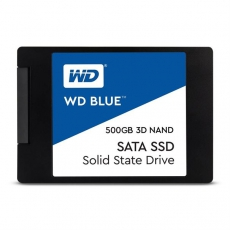 SSD 2.5 500GB WD 3DNAND Blue S500G2B0A SATA3