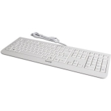 TERRA Keyboard 1000 Corded [DE] USB pale grey