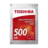 Toshiba HD3.5 SATA3 500GB P300 High Perform./7.2k